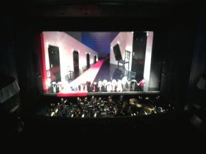Ariadne auf Naxos - Schlußapplaus