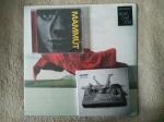 LP und 2 CDs von der Gruppe MAMMÚT