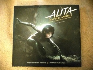ALITA BATTLE ANGEL - ART-BOOK